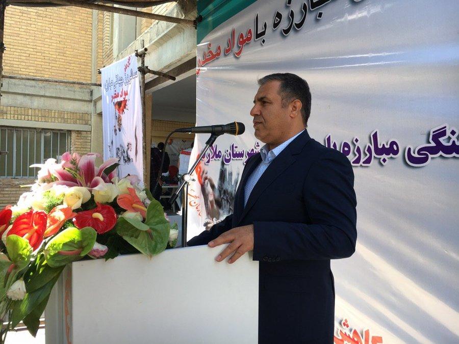 تهران| مواد مخدر یکی از چهار عامل بحران زا در دنیا است
