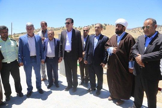 کهگیلویه و بویراحمد  سفر استاندار از چرام تا دیشموک