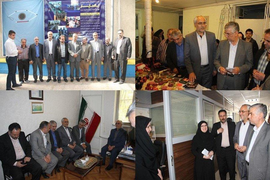 آذربایجانشرقی  توزیع سبد رمضان بین مددجویان استان