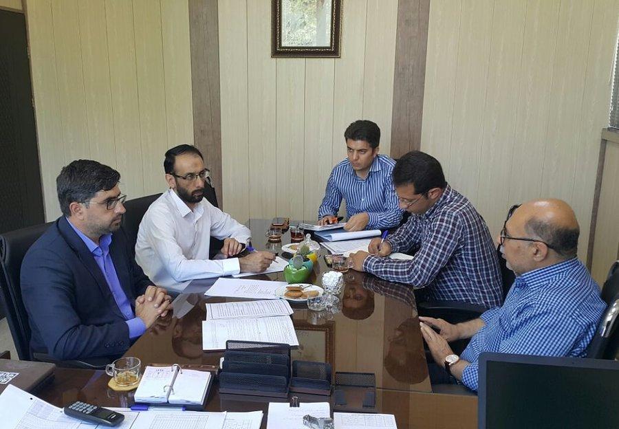 آذربایجان غربی  نشست هماهنگی بهزیستی و بنیاد مسکن در خصوص احداث مساکن مددجویی برگزار شد