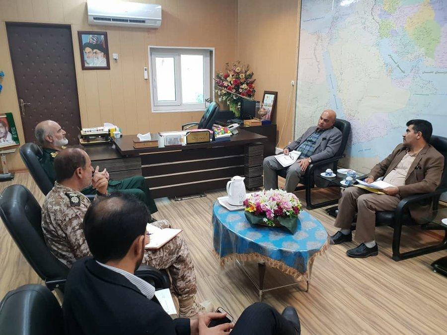 خوزستان ساخت ۱۸۵ واحد مسکونی برای مددجویان سیل زده شروع شد