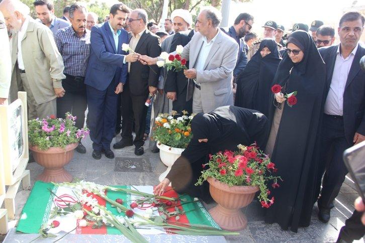 اصفهان| حضور فعال بهزیستی استان در مراسم گرامیداشت هفته قوه قضاییه