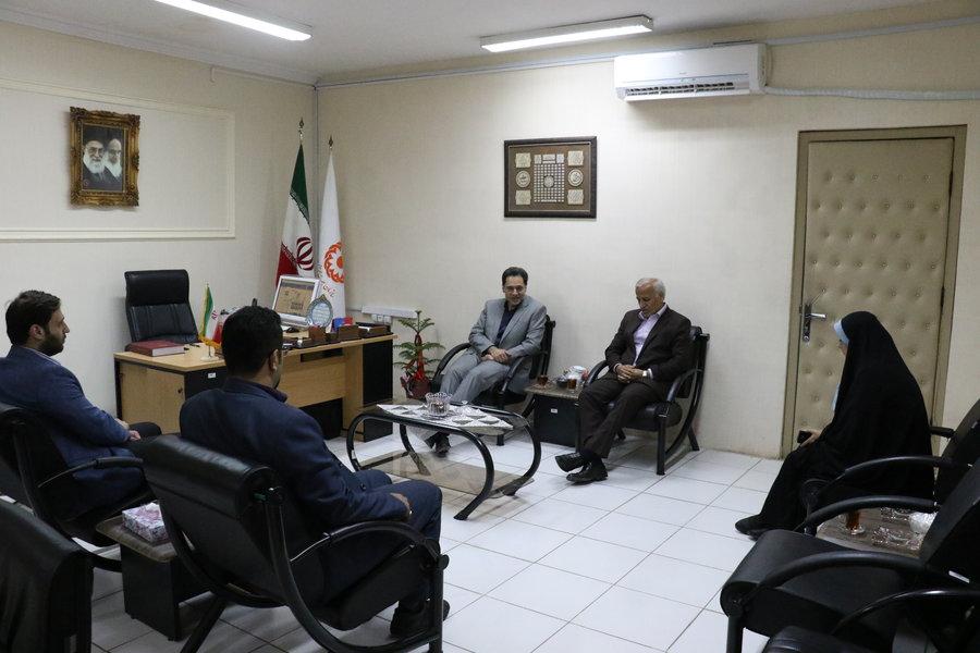 گیلان | نشست صمیمی مدیرکل بهزیستی گیلان با نماینده مردم رشت در مجلس شورای اسلامی