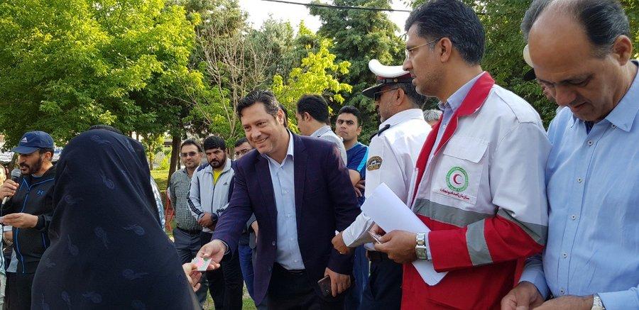 تهران|ملارد| اخبار شهرستان ملارد در هفته مبارزه با مواد مخدر