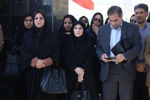 سفر دکتر قبادی دانا به کردستان