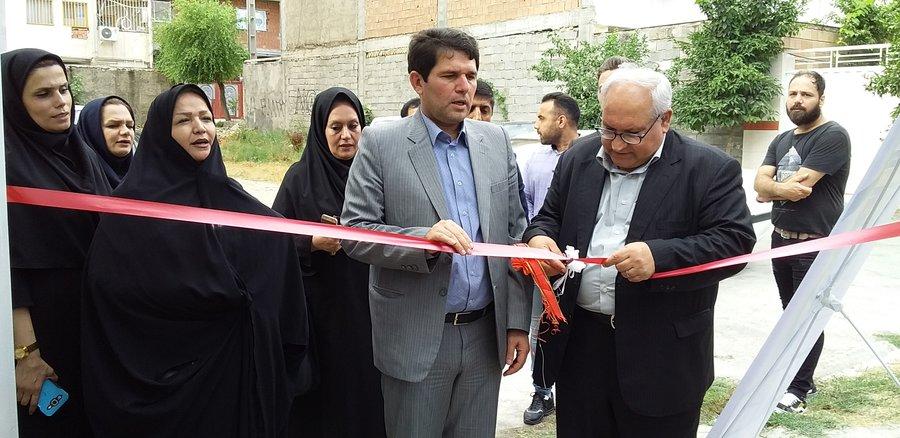 گلستان| افتتاح ۳مرکز ترک اعتیاد وتوانمندسازی معتادان