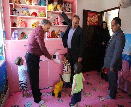کردستان|سنندج|بازدید معاون امور اجتماعی بهزیستی کشور از مراکز تحت حمایت بهزیستی کردستان