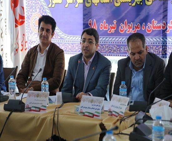 کردستان| افزایش سهم اعتبارات بهزیستی از محل هدفمندی یارانهها به ۳۳/۳ درصد رسید/ نگاه ویژه به معلولین خواست عمومی و دغدغه همگانی باشد