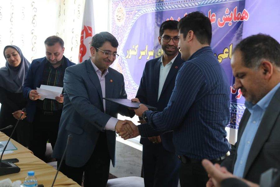 تشکیل شعبه استانی موسسه رویش فرهیختگان امید در مریوان/ «کیانوش ساعد» مشاور جوان مدیرکل بهزیستی استان کردستان شد