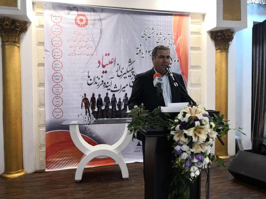 تهران|  ۳۲۰۰ فرصت شغلی برای مددجویان تهرانی در سال گذشته ایجاد شد