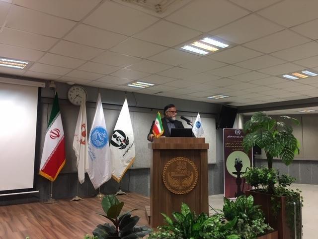 سخنرانی سرپرست شورای مبارزه با مواد مخدر در همایش پیشگیری از اعتیاد