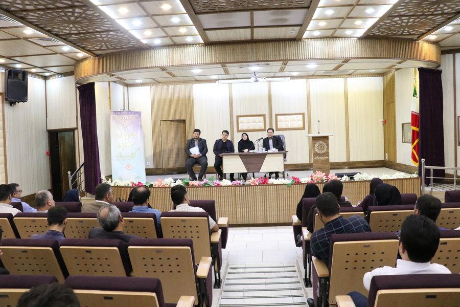 گیلان | نشست تخصصی مدیرکل بهزیستی گیلان با مسئولین کمپ های ترک اعتیاد استان