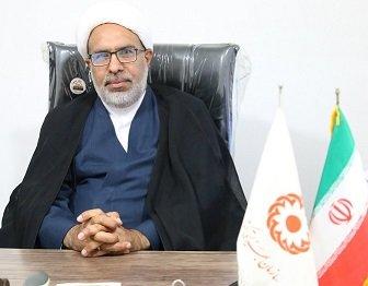 هرمزگان | پیام تبریک دبیرشورای فرهنگی اداره کل بهزیستی استان هرمزگان به مناسبت دهه کرامت