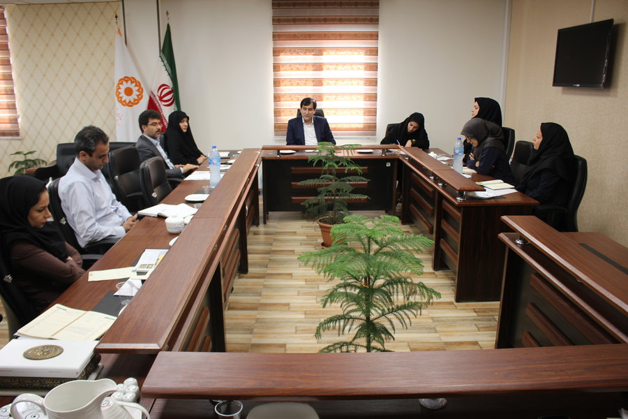 البرز | ستاد گرامیداشت هفته بهزیستی در استان البرز تشکیل جلسه داد