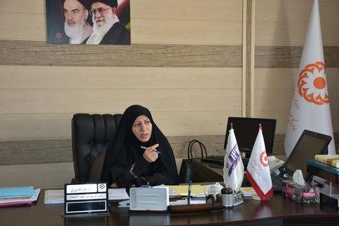 فیلم|گفتگوی خبری مدیرکل بهزیستی استان کرمانشاه در معرفی سامانه 1480 برای کاهش استرس ناشی از کرونا