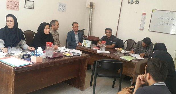 همدان|بهار|حضور کمیسیون تشخیص نوع و شدت معلولیت در شهرستان بهار