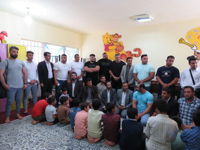 کرمان|برنامه ها وفعالیتهای بهزیستی سیرجان در اولین روز از هفته بهزیستی