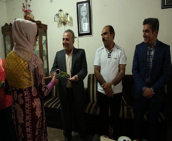 کردستان| بازدید از مراکز نگهداری دختران به مناسبت دهه کرامت