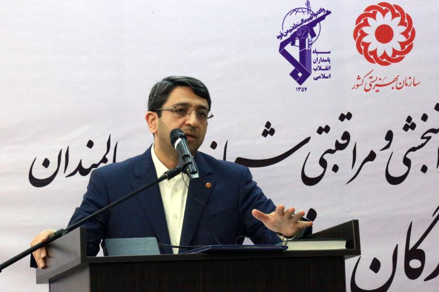 تهران| افتتاح مجتمع توانبخشی و مراقبتی شبانه روزی سالمندان«ستارگان درخشان» سپاه پاسداران