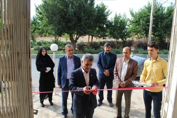 اصفهان| شهرضا| بهره برداری از طرح های اشتغال مددجویی