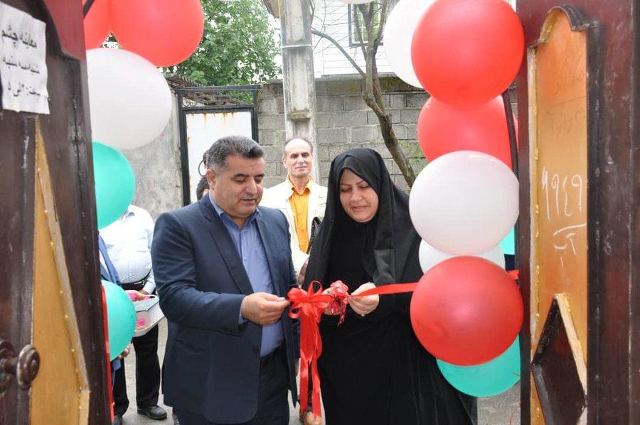 گیلان | افتتاح مجتمع خدمات بهزیستی یاران و طرح غربالگری در تالش