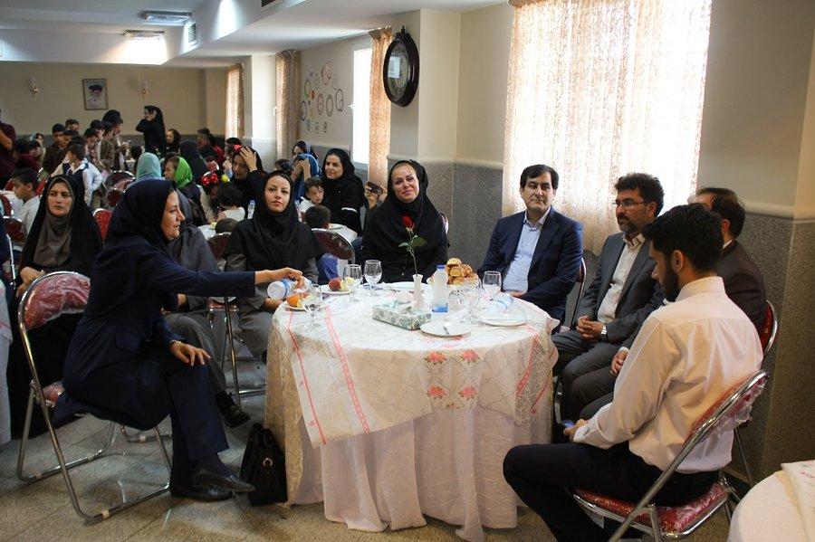 البرز | خواهران و برادران ساکن در مراکز بهزیستی با هم دیدار کردند