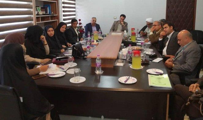 هرمزگان | برگزاری نشست شورای معاونین بهزیستی استان در شهرستان رودان
