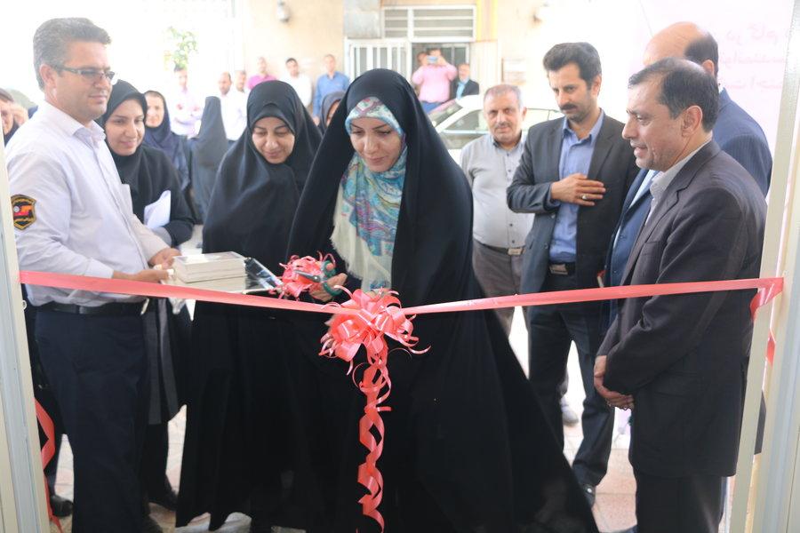 قزوین | بهره برداری از چند طرح بهزیستی در شهرستان قزوین