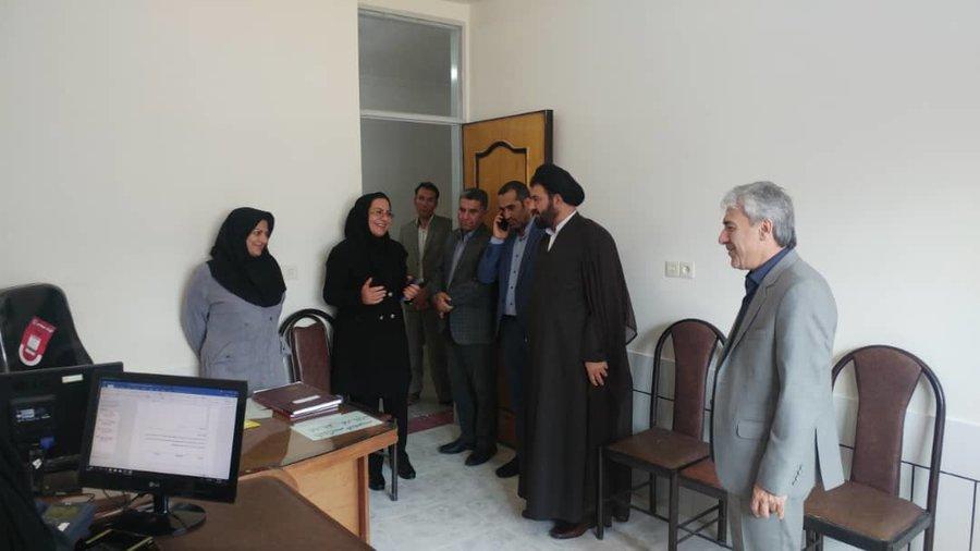 فارس|مدیر کل بهزیستی فارس در سفر به داراب به مناسبت هفنه بهزیستی