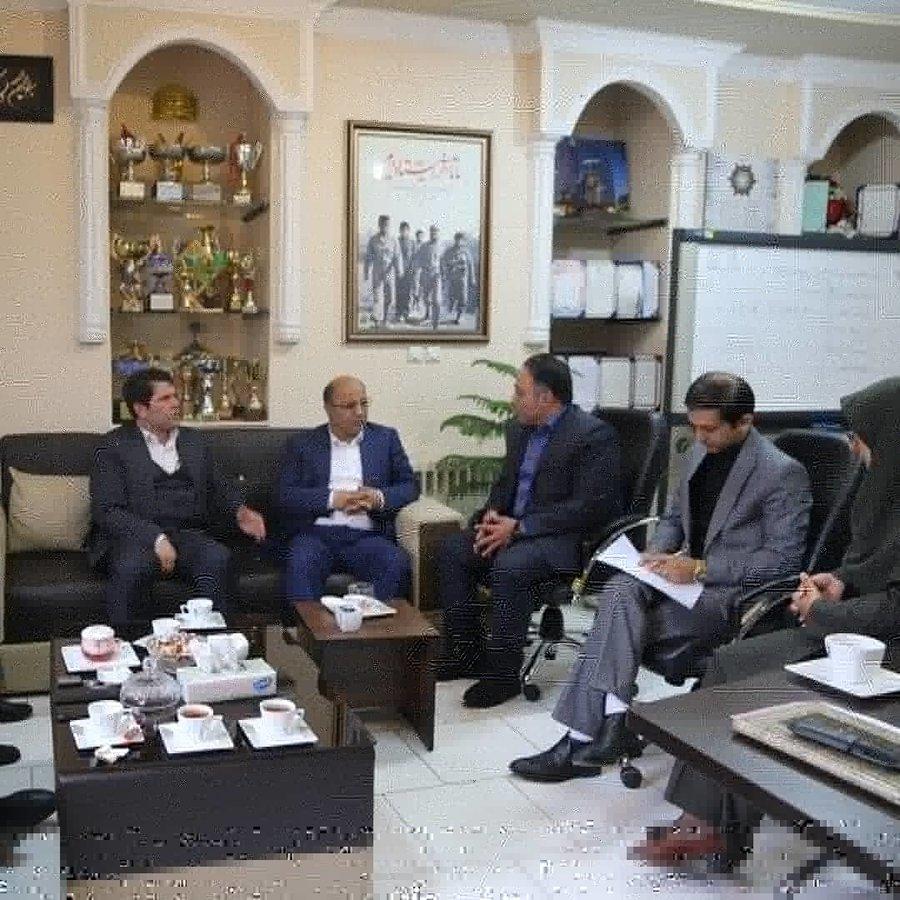 گلستان  دیدار نماینده مجلس شورای اسلامی با مدیرکل بهزیستی