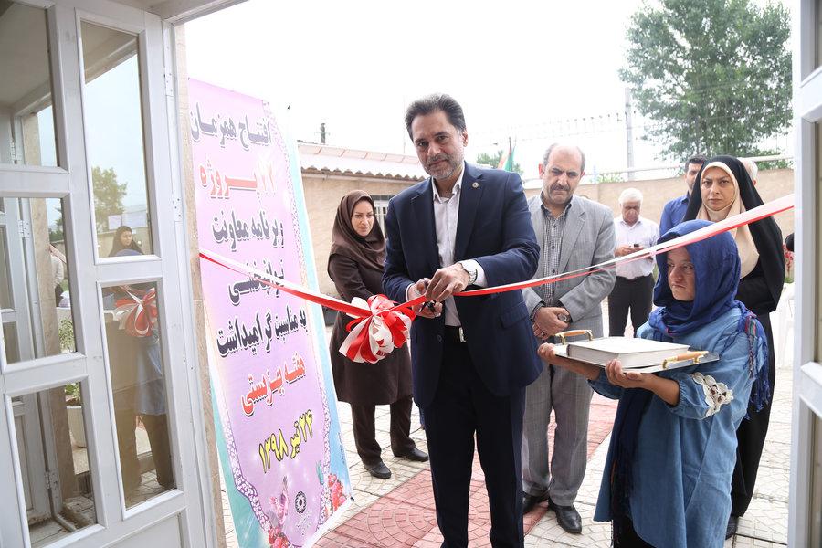 گیلان   افتتاح همزمان 64 پروژه و برنامه معاونت توانبخشی به مناسبت گرامیداشت هفته بهزیستی در کشور