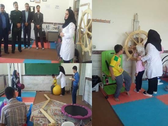 کردستان | بیجار | افتتاح مرکز روزانه آموزشی غیردولتی چند معلولیتی گام نو در بیجار