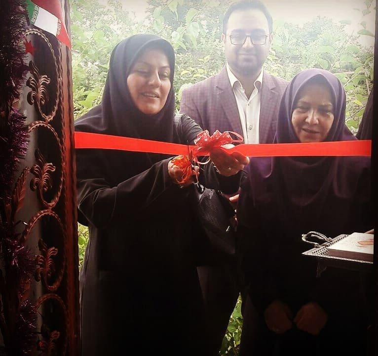 گیلان | افتتاح یک واحد مسکن و اشتغال مددجویی در رضوانشهر