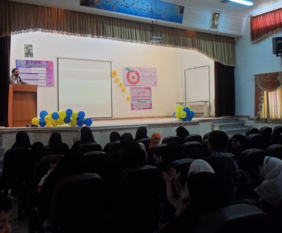 همدان   کبودراهنگ  برگزاری همایش امید به زندگی و نشاط بانوان توسط بهزیستی شهرستان کبودراهنگ