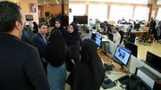 رئیس سازمان بهزیستی کشور از خبرگزاری جمهوری اسلامی(ایرنا) بازدید کرد