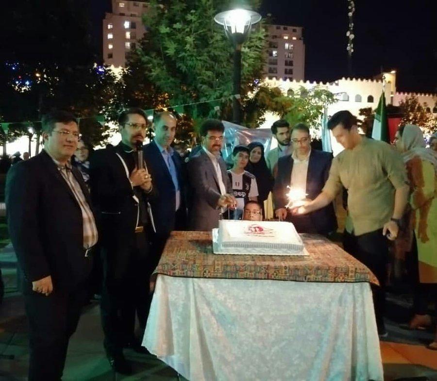 البرز   کرج   برگزاری نمایشگاه توانمند سازی و جشن بهزیستی در پارک نبوت کرج