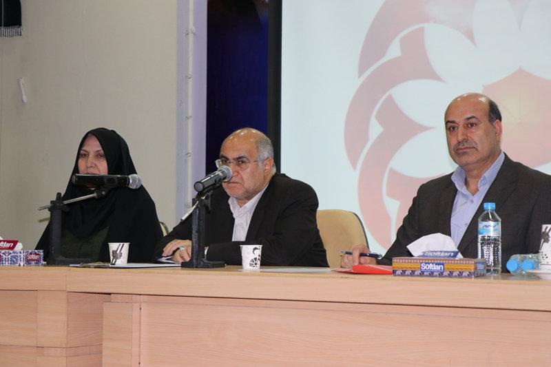 کرمان|استاندار کرمان در جمع کارکنان بهزیستی از اختصاص 5 میلیارد ریال برای توسعه سامانه های سالمندان و ناشنوایان خبر داد