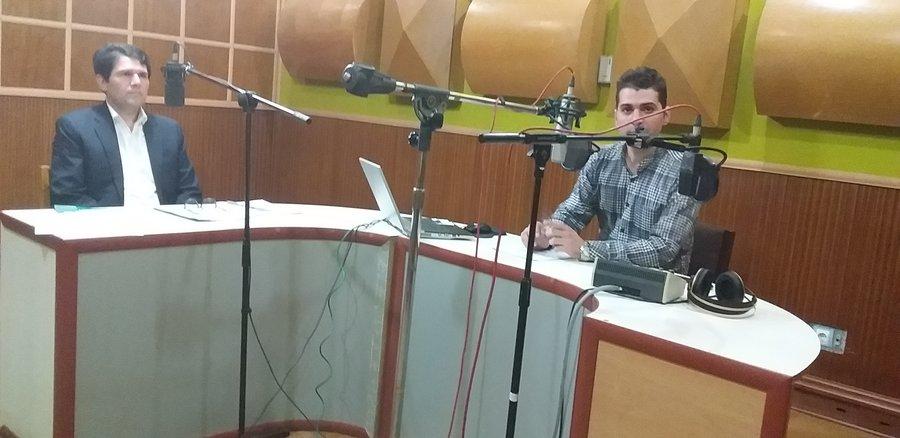 گلستان| حضور مدیر کل بهزیستی گلستان در برنامه مردم و مسئولین رادیو .