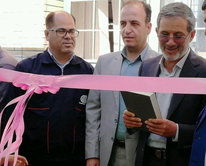 همدان | بهار |افتتاح گروه همیار رویان بادیز در  پنجمین روز ازهفته بهزیستی