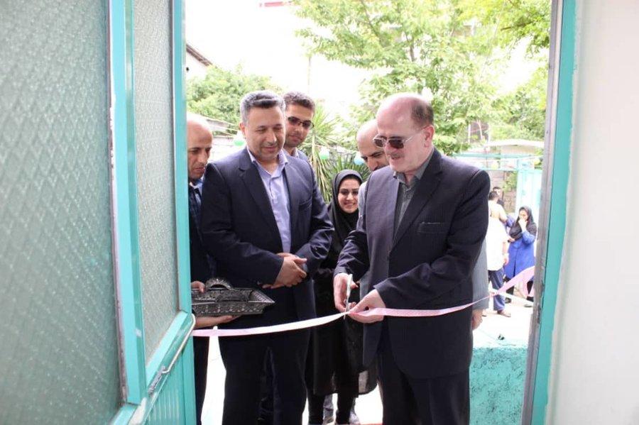 گیلان | افتتاح مرکز حرفه آموزی پسران بالای چهارده سال ( مرکز کیان ) در  لنگرود