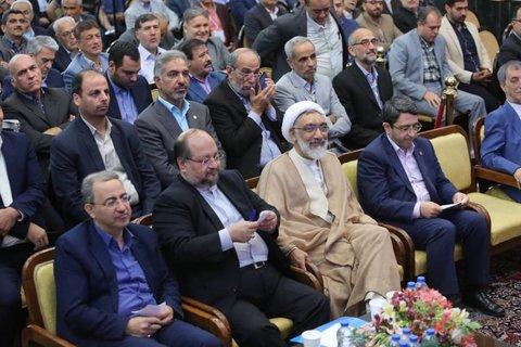 اختتامیه همایش تجلیل از خیرین بهزیستی در مشهد