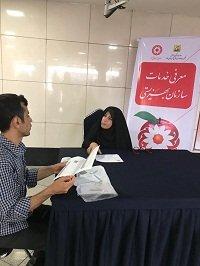 تهران| شمیرانات |استقرار کارشناسان بهزیستی شمیرانات در ایستگاه های مترو