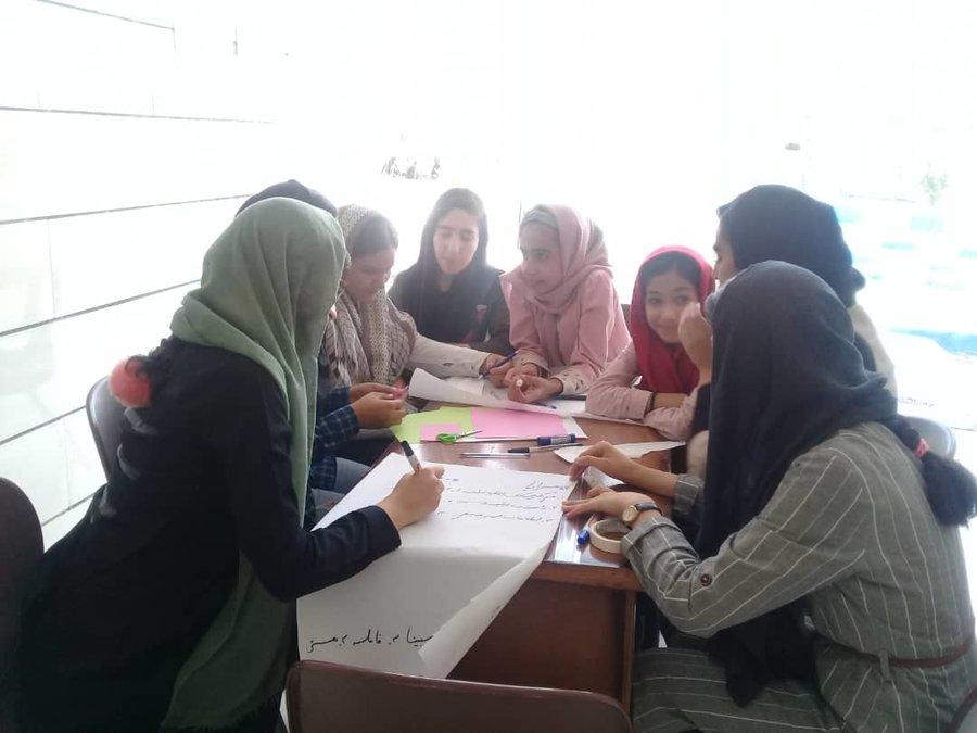 تهران| پاکدشت |طرح مانا و استفاده از پتانسیل جوانان و نوجوانان برای ایجاد نشاط و مشارکت اجتماعی در پاکدشت