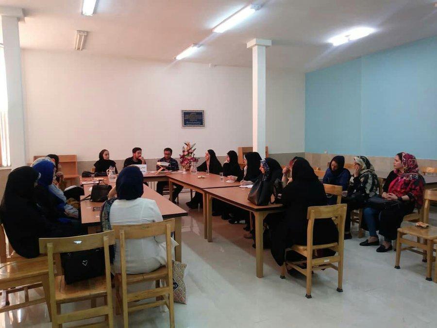 تهران| ملارد | کارگاه آموزشی مهارتهای زندگی و برقراری رابطه موثر با فرزندان در ملارد برگزار شد