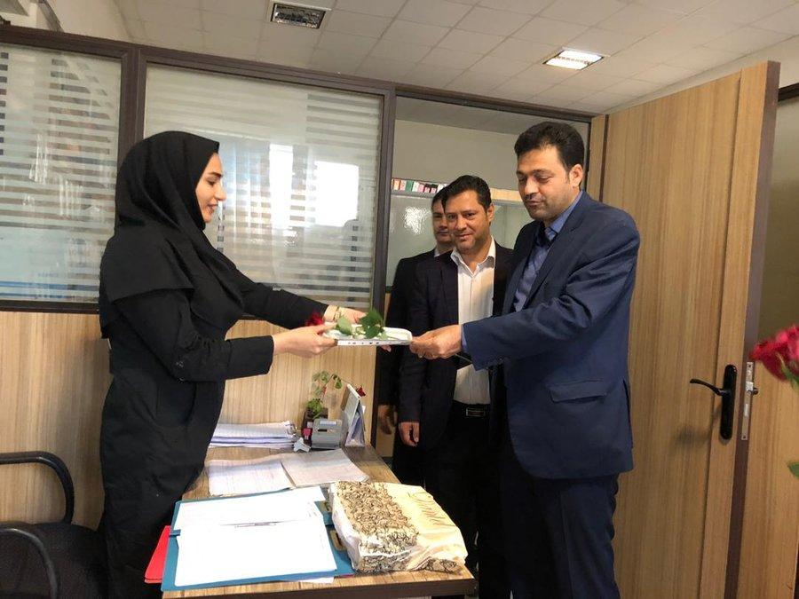تهران| ملارد | فرماندار ملارد از اداره بهزیستی شهرستان بازدید کرد