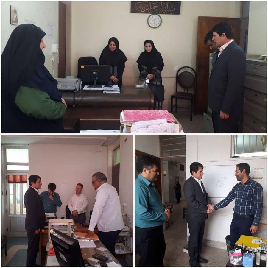 گلستان| گنبد|مدیرکل بهزیستی استان با کارکنان بهزیستی گنبد دیدار کرد