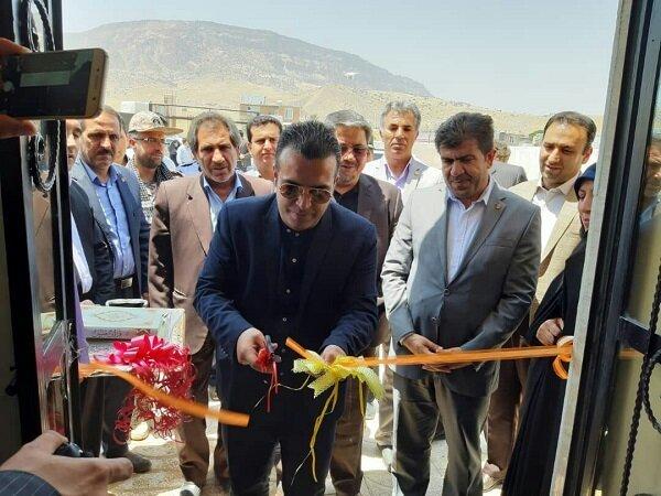 کرمانشاه| افتتاح مرکز توانبخشی و فیزیوتراپی ازگله با حضور معاون مشارکتهای مردمی بهزیستی کشور