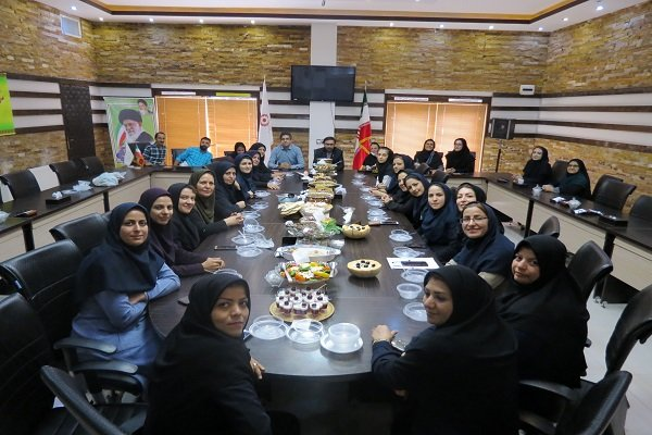 اصفهان  شاهین شهر و میمه  برگزاری مسابقه آشپزی ویژه پرسنل بهزیستی شاهین شهر