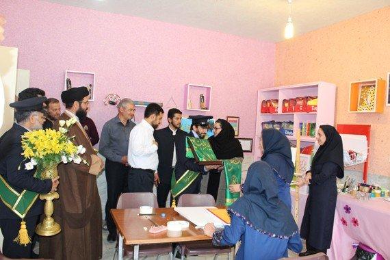 اصفهان  شهرضا  خدمترسانی به بیش از 200 دختر دارای معلولیت ذهنی در مرکز جامع مدرس شهرضا
