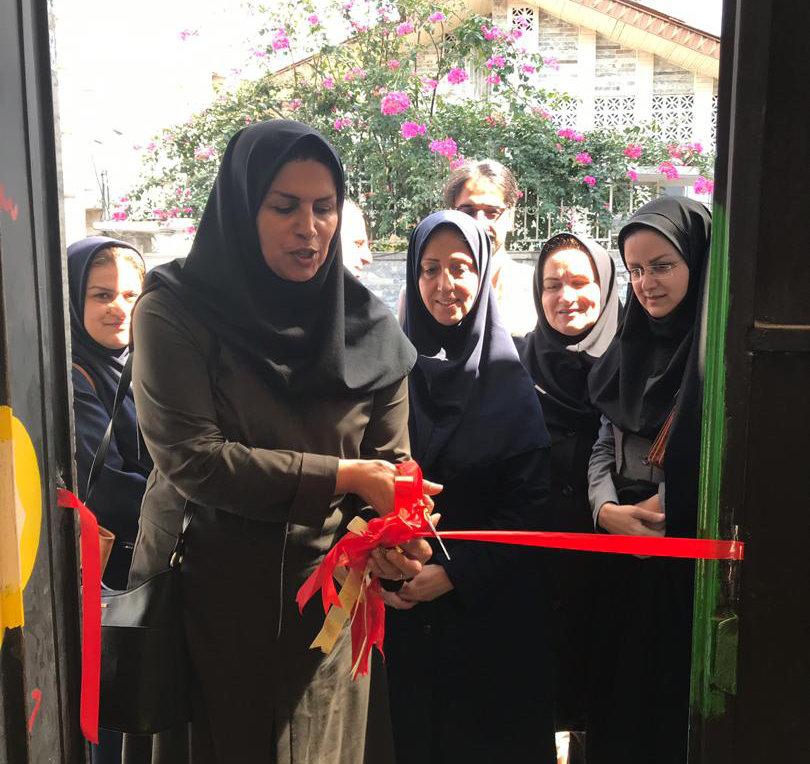 گیلان | افتتاح دومین مرکز رفاه کودک و خانواده چتر دانش در لاهیجان